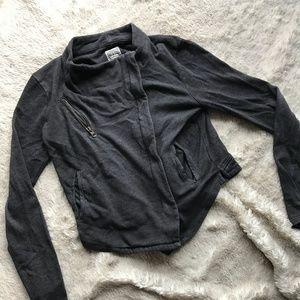 Converse Asymmetrical Full Zip Jacket